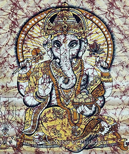 Trend  to ceiling or wall of your room dining drawing hall with this Ganesha Tapestries Ganesh Tapestry Hippie Mandala Indian Traditional Throw Wall Art